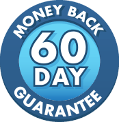 60 days guarantee for scar removal cream